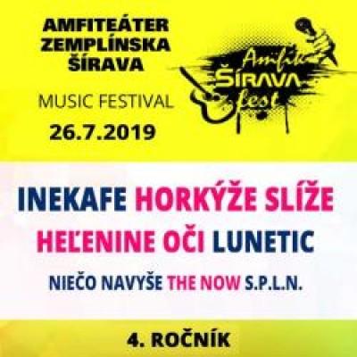 AMFIK Šírava fest 2019 – music festival