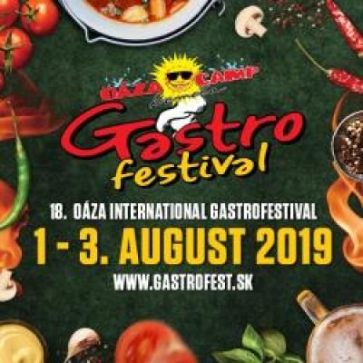 18. Oaza International Gastrofestival