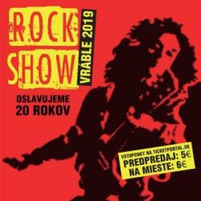 Rock Show Vráble 2019