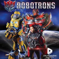 Robotrons - Železný Anjeli Galaxie