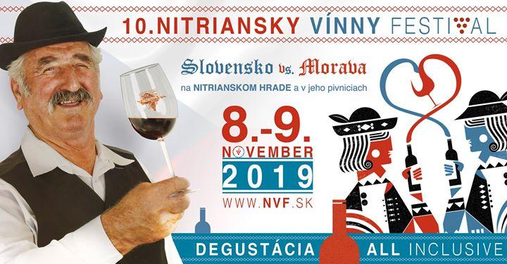 Nitriansky vínny festival 2019