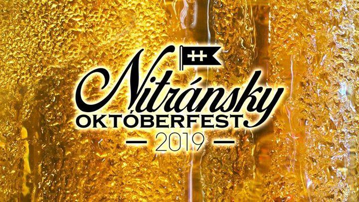 Nitránsky Októberfest 2019 - festival piva a street foodu