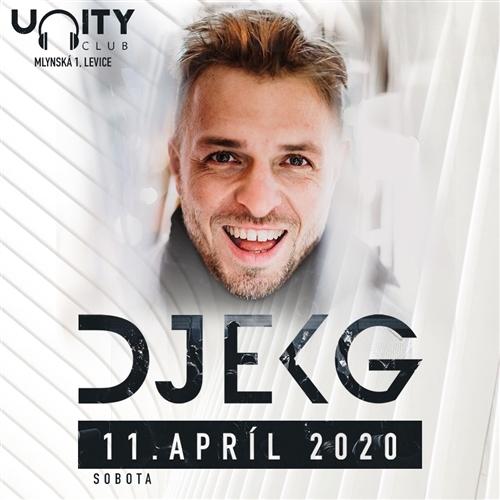 DJ EKG / Unity Club / Levice