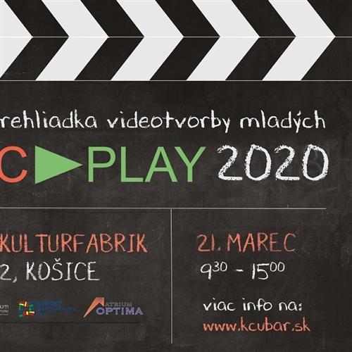 REC-PLAY súťažná prehliadka videotvorby mladých